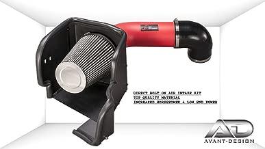 Air Filter intake kit Red 09-17 For RAM 1500 2500 3500 HEMI ST SXT SLT 5.7L 5.7 V8