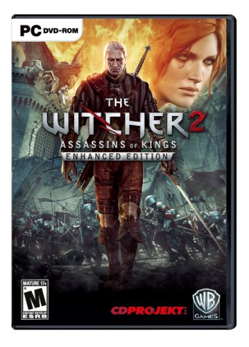 Warner Bros The Witcher 2 Assassins of Kings, PC - Juego (PC)