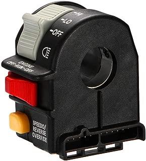 Handlebar Headlight HI/LO/OFF Beam Light/Kill/Stop Switch for 2001-2005 Polaris Sportsman ATV/Motorcycle/Snowmobile/Watercraft 4010591