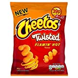 Cheetos Twisted Flamin Hot Flavour (30g x 30)