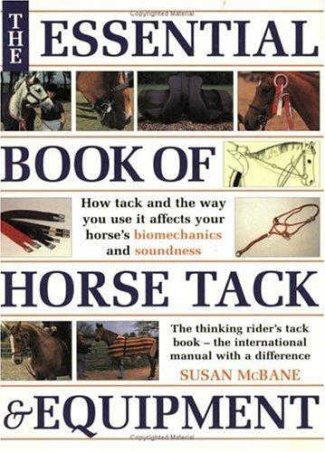 Essential Book of Horse Tack & Equipment