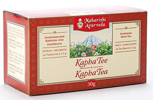 Maharishi Kapha Tee, 1er Pack (20 x 1,5 g Teebeutel)