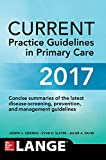 CURRENT Practice Guidelines in Primary Care 2017 (Lange)