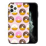 Coque de protection pour iPhone 12 Mini, Sweet Donuts KU047_4 pour iPhone 12 Mini - Design tendance...