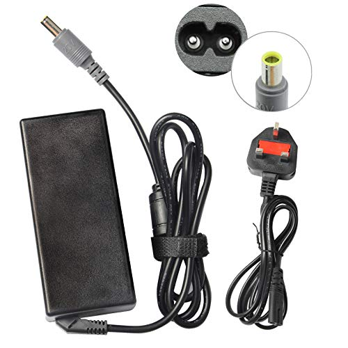 ARyee 20V 3.25A Laptop Charger Compatible with ThinkPad Edge 11 13 14 15 E220S E420 E425 E420S E430 E430c E520 E525 E530 E535 E545(7.9x5.5mm)