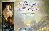 Thoughts & Prayers値パックグリーティングカード20カードのAssortment with 22封筒