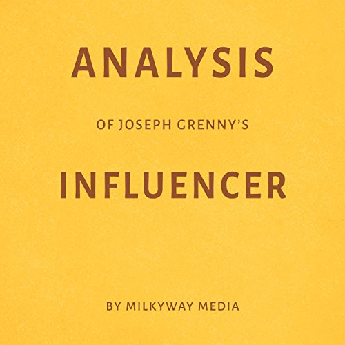 『Analysis of Joseph Grenny's Influencer』のカバーアート