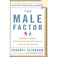 The Male Factor By Feldhahn, Shaunti