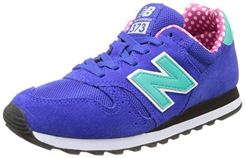 New Balance New Balance Damen ML_WL373V1 Sneaker, Mehrfarbig (Blue/Green), 36 EU