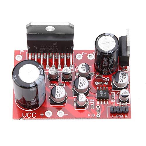 Placa de preamplificador AD828 amplificador TDA7379, placa amplificadora de audio estéreo premium...