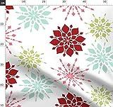 Weihnachten Modern, Schneeflocken, Schneeflocke,