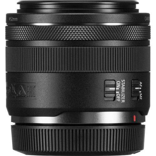CanonRF35mmf/1.8isMacroSTMレンズ