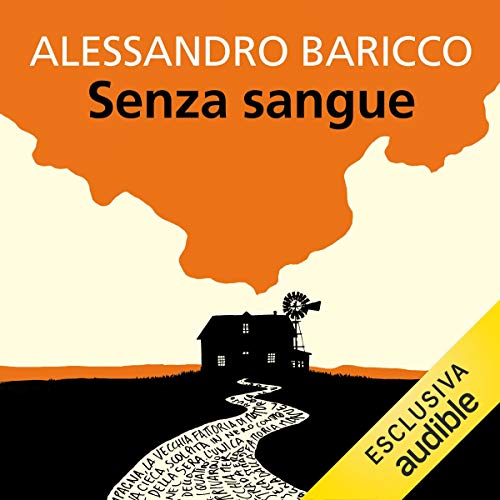 Senza sangue audiobook cover art