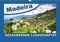 MADEIRA Bezaubernde Landschaften (Wandkalender 2022 DIN A3 quer): Unbegrenzte Ausblicke ueber die Weiten der Insel (Monatskalender, 14 Seiten )