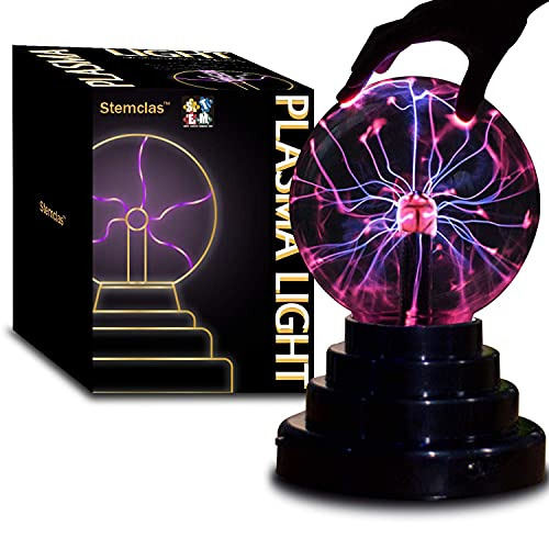 Stemclas Plasma Ball/Light/Lamp, Plasma Electric Nebula Lightening...