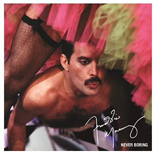 Freddie Mercury - Never Boring - CD