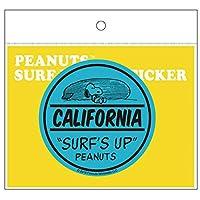 ピーナッツ (PEANUTS) PEANUTS ピーナッツ スヌーピー ステッカー (SNP-19005) Sサイズ ステッカー シール デカール