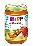 HiPP Pasta Bambini - Gemüse-Lasagne, 6er Pack (6 x 220 g)