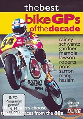 Best Bike Gp's Of Decade 80'S
