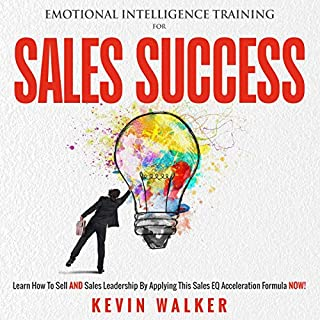 Emotional Intelligence Training for Sales Success cover art