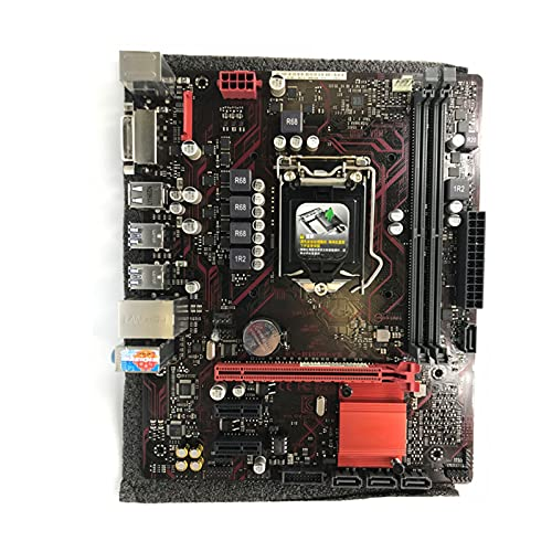 Newwiee Fit for Placa Base de Escritorio ASUS EX-B150M-V3 DDR4 LGA 1151 Intel B150 DDR4 32GB PCI-E 3.0 USB3.0 Micro ATX I7 I5 Placa Base para Juegos