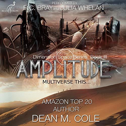 Amplitude: Dimension Space, Book 3