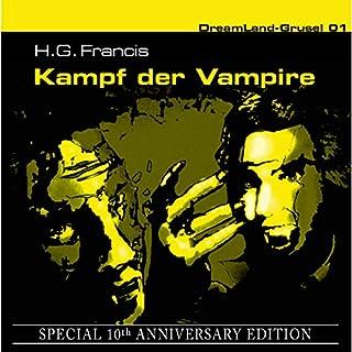Kampf der Vampire (Dreamland Grusel Special 10th Anniversary Edition 1) Titelbild