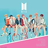 BTS Square 2020 Calendar - Official Square Multi Language Format Calendar