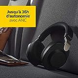 Jabra Écouteurs Circum-auriculaires Elite 85h – Écouteurs Sans Fil à Réduction de Bruit Active avec une Longue Autonomie…