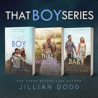 That Boy Series (3 Book Series)                   By:                                                                                                                                 Jillian Dodd                               Narrated by:                                                                                                                                 Lisa Cordileone                      Length: 31 hrs and 7 mins     54 ratings     Overall 4.6