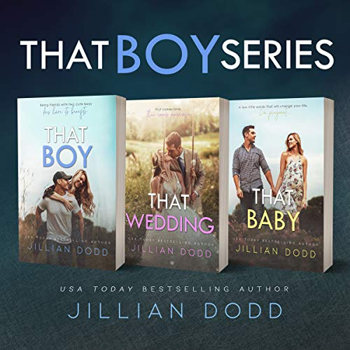 That Boy Series (3 Book Series) Titelbild