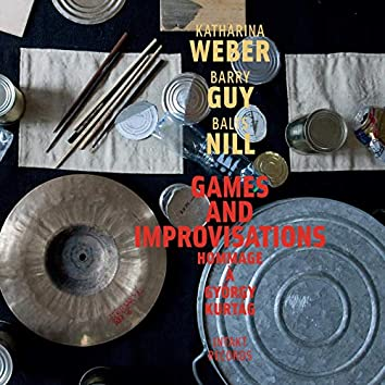 Games And Improvisations, Hommage À György Kurtág