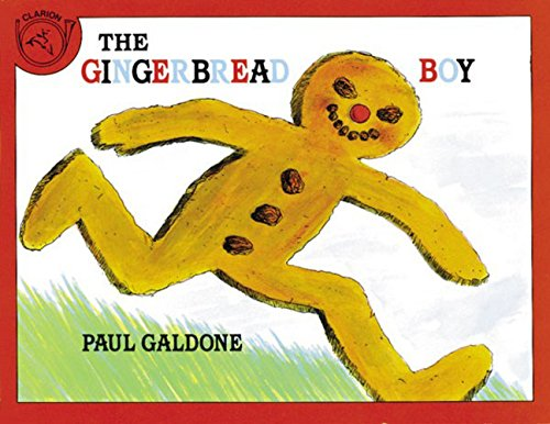 Compare Textbook Prices for The Gingerbread Boy Paul Galdone Classics 0 Edition ISBN 9780899191638 by Galdone, Paul