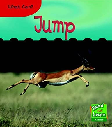 What Can Jump? (Read and Learn: Animal Actions) by Patricia Whitehouse (2005-04-29)