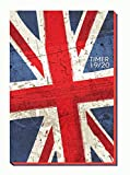 Trötsch Verlag 201917 - Schülerkalender 2019/2020, Flexi Union Jack, ca. 14 x 21 cm, 128 Seiten