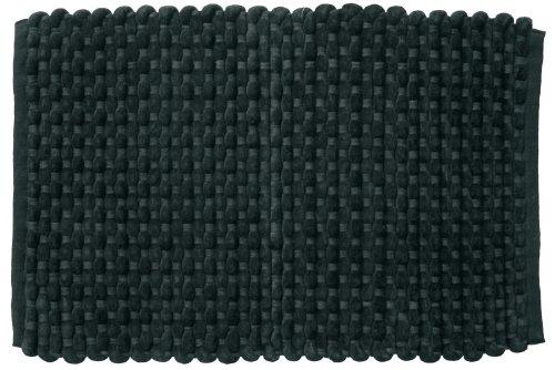 Gelco Design 706761 Tapis de Bain Venezia Noir 60 x 90 cm