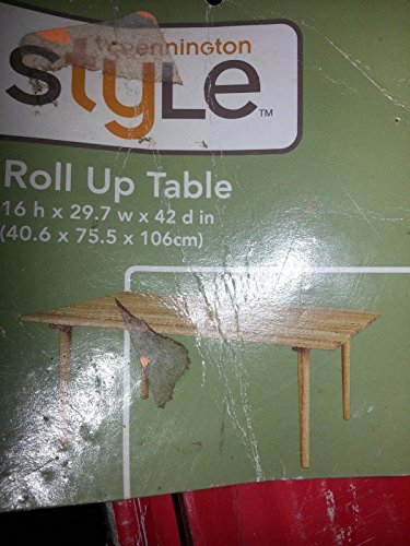 Ty pennington Style Roll Up Table