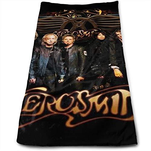 Toalla de baño de microfibra absorbente de secado rápido Aerosmith Exrta toallas de mano grandes gruesas 30 x 70 cm, toallas de mano de calidad de hotel y spa