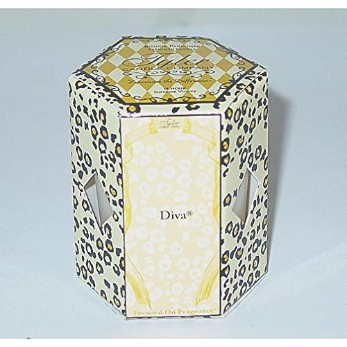 Tyler Candle 15-Hour Boxed Votive 2.0 Oz. Set of 4 - Diva