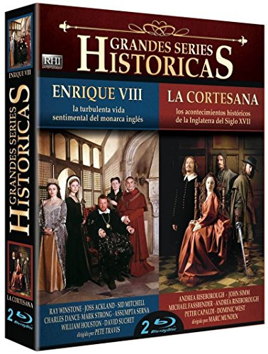 Grandes Series Históricas - Enrique VIII + La Cortesana Blu