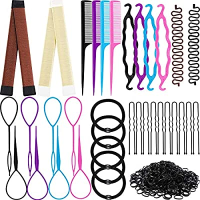 536 Pieces Hair Braiding