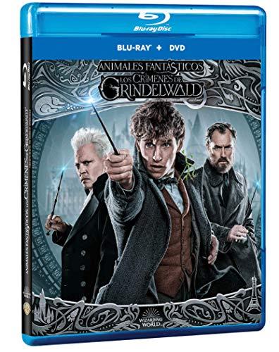 Animales Fantásticos: Los Crímenes de Grindelwald [Blu-ray+DVD]
