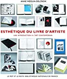 Esthétique du livre d'artiste 1960-1980 - Une introduction à l'art contemporain