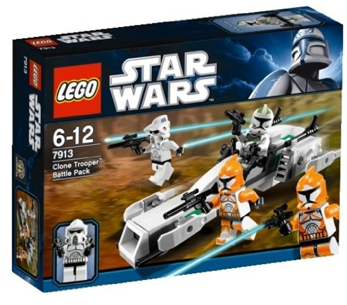 Lego 7913 - Star Wars™ 7913 Clone Trooper™ Battle Pack