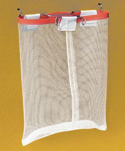 Lega Panier en filet de nylon 250 x 370 mm pour paniers essoreurs tangentiels.