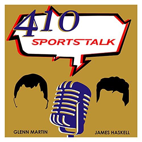 410 Sports Talk cover art
