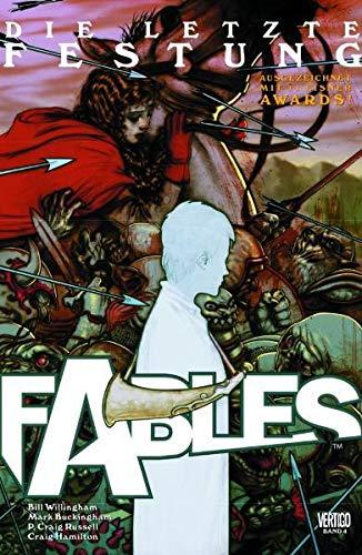 Fables, Bd. 4: Die letzte Festung