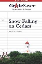GradeSaver(tm) ClassicNotes Snow Falling on Cedars
