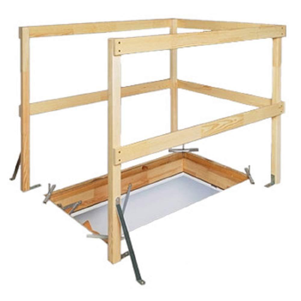 Base FAKRO escaleras - accesorios LXB-U barandilla: Amazon.es: Bricolaje y herramientas