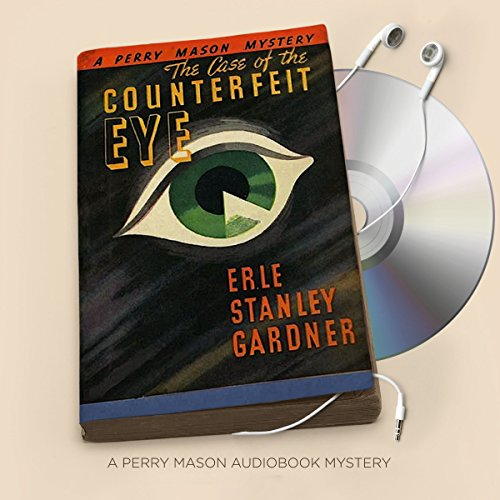 The Case of the Counterfeit Eye Titelbild